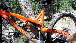 How To Crash a Mountain Bike with BKXC and...
