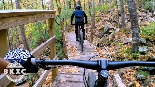 Mountain Biking Racoon Mountain with Cody from...