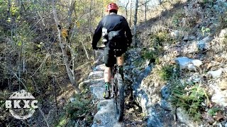 Mountain Biking the Back 40 in Bentonville,...