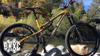 2017 Intense ACV Pro MTB Test Ride
