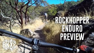 2016 Rockhopper Enduro preview with Ian Massey