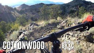 Mountain Biking Cottonwood Trail in Salida,...