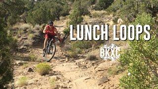 Mountain Biking the Lunch Loops in Grand...