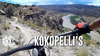 Mountain Biking the Kokopelli Loops in Fruita,...