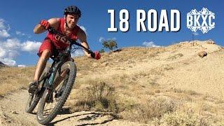 Mountain Biking the 18 Road trails in Fruita,...