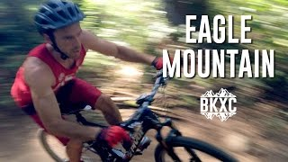 Mountain Biking on Eagle Mountain in British...