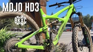 2016 Ibis Mojo HD3 XT Werx MTB Test Ride