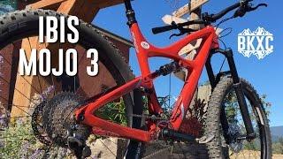 2016 Ibis Mojo 3 SLX 27.5+ MTB Test Ride