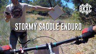 2016 Stormy Saddle MTB Enduro Race