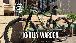 2016 Knolly Warden Carbon MTB Test Ride