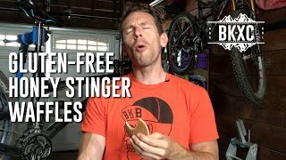 Gluten-Free Honey Stinger Waffles - Taste Test