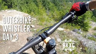 Outerbike Whistler 2016 - Day 3