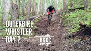 Outerbike Whistler 2016 - Day 2