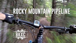 2017 Rocky Mountain Pipeline 770 MSL MTB Test Ride
