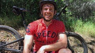 2016 Santa Cruz Bronson CC X01 MTB Test Ride