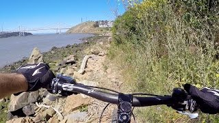 Mountain biking in Benicia and Vallejo