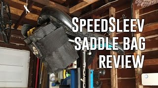 SpeedSleev Nylon Pro Saddle Bag Review