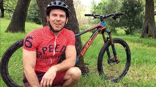 Giant Trance Advanced 27.5 1 MTB Test Ride
