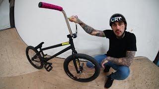 BACK RIDING BMX!!!