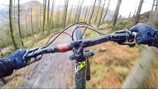 MTB NEARLY KILLED ME!!