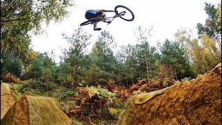 CRAZY MTB DIRT JUMP SESSION!