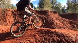 Canyon of fools - Sedona AZ - MTB