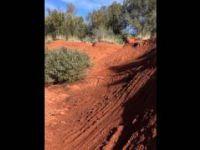 Wall Ride Canyon of Fools - Sedona AZ MTB