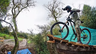 INSANE DOWNHILL MTB RIDE!