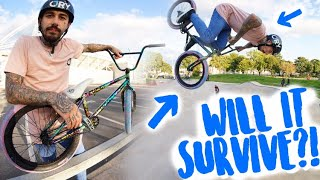 THE ULTIMATE BMX TEST!