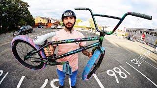 UNBOXING NEW AMAZING BMX BIKE!