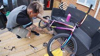 SPARE BMX CHALLENGE!