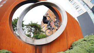 INSANE BMX STREET SPOT!