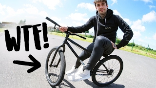 UNBOXING AN INSANE OVERSIZED BMX!