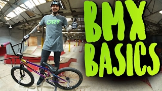 BMX FOR BEGINNERS!