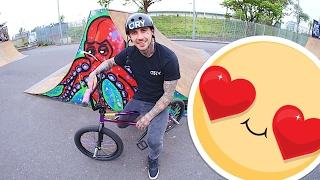 I LOVE BMX!