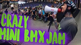 WORLDS BIGGEST MINI BMX JAM?! 2