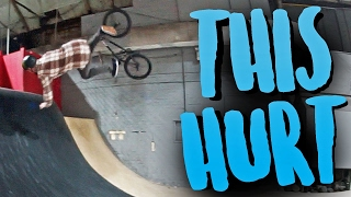 DANGEROUS BMX BACKFLIP FAILS!