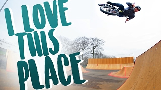 AMAZING NEW BMX SKATEPARK | SO MANY LINES!