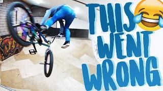 FUNNY BMX RIDING BATTLE!