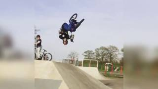 HARRY MAIN INSTAGRAM BMX EDIT 2016