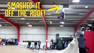 ONE OF MY CRAZIEST BMX CRASHES!