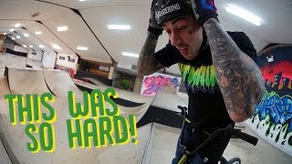 I CAN DO IT! *BMX CHALLENGE*