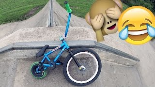 MINI BMX HYBRID!?