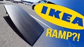 THE IKEA RAMP!