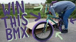 UNBOXING INSANE BMX + GIVEAWAY