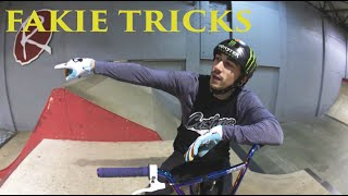 FAKIE TRICKS! with Harry Main
