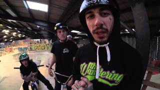 UK BMX ROAD TRIP with Harry Main || presented...