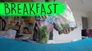 Wake up Leo eat Breakfast with Harry Main