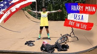 Harry Main: USA Day in the Life