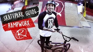 Harry's Skatepark Guide 1 - Rampworx